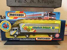 matchbox super kings K-124A-2.Rare Edeka Promo Version mint OVP excellent 1986