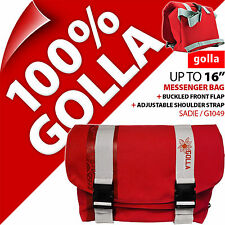 "GOLLA 16"" 15.6 "" 15.4 "" Sac messager d'ORDINATEUR PORTABLE"