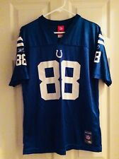 Reebok Indianapolis Colts Marvin Harrison #88 Jersey Youth Size XL 18-20