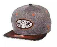 NCAA Auburn Tigers Prodigy Youth Boys Snapback Hat Adjustable Zephyr Gray