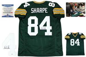 Sterling Sharpe NFL Original Autographed Jerseys for sale   eBay