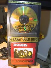 24K Gold CD DCC GZS-1034 Doors L.A. Woman Longbox Sealed Japan Pristine