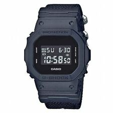 DW-5600BBN-1 Black G-Shock Casio Watches Digital Cloth Band