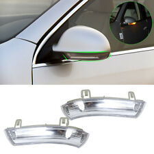 left + right Mirror Turn Signal Light Indicator Fit For VW GOLF JETTA MK5 PASSAT