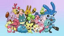 Pokemon Go Exchange Baby L1 Baby Alolan Egg Collector Happiny Munchlax
