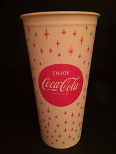 "1960's Coca-Cola, ""Un-Used"" Large Paper Cup (24 oz) (Scarce)"