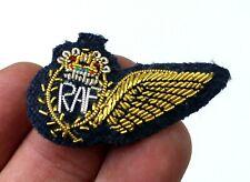 GENUINE RAF ROYAL AIR FORCE BREVET BADGE