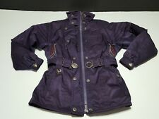 Womens Spyder Vintage SZ 12 Embroidered Snow-board Ski Winter Jacket Coat
