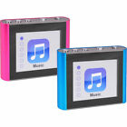 Eclipse Fit Clip Plus 8GB Video and MP3 Player with 1.8