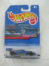 Hot Wheels 2000 Mad Maniax Series Hot Wheels 500 Mint In Card