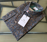 Brand New Austin Reed Contemporary Fit Striped Shirt Size 15r Ebay
