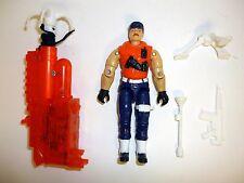 GI JOE CUTTER Vintage Action Figure DEF COMPLETE 3 3/4 C9+ v2 1992