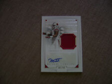 Marcus Smith 2016 National Treasures Rc Relic Auto Patch 41/99 Cardinals Mint