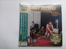 CCR - Cosmos Factory + 3 Japan MLPS SHM-CD UCCO 9197 First Press 40th Anni NEW