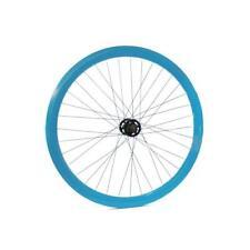 Front Wheel 700 Fixed 43mm Blue Rays Blacks ANT43AZ Ridewill Bike Bicycles