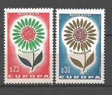EUROPA 1964 Monaco neuf ** 1er choix