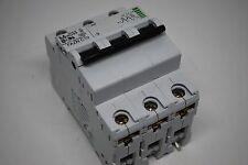 Moeller 3 Pole Circuit Breaker 5kA 277/480VAC 50/60Hz Part No. FAXN C10-3