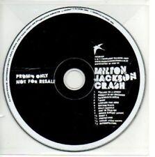 (AH480) Milton Jackson, Crash - DJ CD