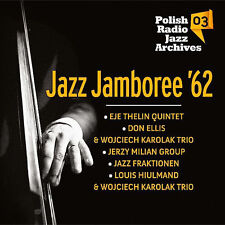 Polish Radio Jazz Archives 3 - Jazz Jamboree '62 (CD) 2013 NEW