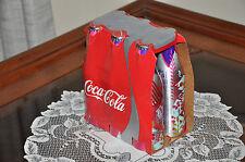 RARE Full 6-Pack of Coca Cola M5 Caviar Asia Aluminum Bottles