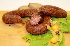 (14,80€/1Kg) Thüringer Knackwurst direkt vom Bauernhof / geräuchert