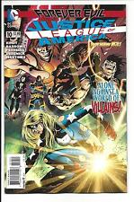 JUSTICE LEAGUE OF AMERICA # 10 (FOREVER EVIL, THE NEW 52! - FEB 2014), NM/MT