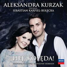 Hej, koleda! - Aleksandra Kurzak, Sebastian Karpiel-Bulecka (CD)  NEW