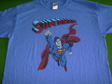 SUPERMAN DISTRESSED IMAGE T SHIRT XL NEW OFFICIAL