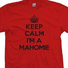Keep Calm I'm a Mahomie T-Shirt - Austin Youtube Star Mahone - All Size & Colors