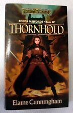 FORGOTTEN REALMS THORNHOLD SONG & SWORDS BOOK IV 4 ENGLISH NEAR MINT CUNNINGHAM