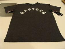 NBA Basketball Hands High Toronto Raptors Short Sleeves Shirt Armpit Logo Medium