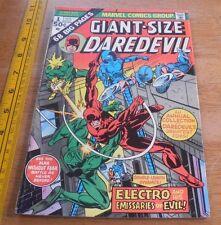 Giant Size Daredevil 1, (1975), Marvel Comics
