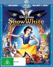 SNOW WHITE Diamond Edition : NEW Disney Blu-Ray / DVD