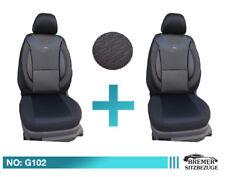 Peugeot 308 Schonbezüge Sitzbezüge Sitzbezug Fahrer & Beifahrer g102