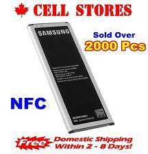 【NFC】Original OEM Samsung Galaxy Note 4 Battery N9100 EB-BN910BBU 3220mAh
