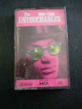 THE UNTOUCHABLES WILD CHILD CASSETTE TAPE
