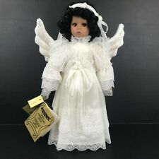 Vintage Seymour Mann African American Doll Connoisseur Collection Angela Angel