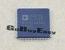 1PCS NEW AD9854ASQ Manufacturer:AD Encapsulation:QFP80,CMOS 300 MHz Quadrature