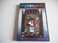 DVD MANGA - VAMPIRE . Princesse MIYU - Chapitres 3 & 4
