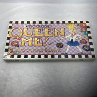 Mary Engelbreit - Queen Me - Collectible Designer Checkers Board Game