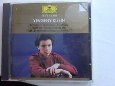 Kissin plays Schubert Wanderer, Brahms Op116, Liszt Hungarian Fantasy No 12. DG