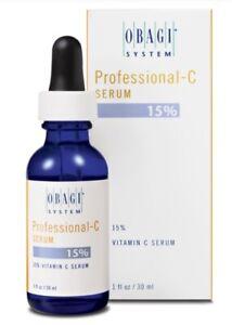 OBAGI Vitamin C Serum 15% 30ml new & SEALED U.K seller