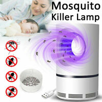 New Electric Insect Mosquito Fly Killer Bug Zapper UV Home Pest Catcher Trap