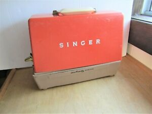 SINGER SEWHANDY ELECTRIC SEWING MACHINE WORKS 50 D