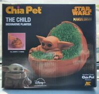 Chia Pet Star Wars: The Mandalorian - The Child Baby Yoda Decorative Planter