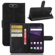 ZTE BLADE v8 protección-funda móvil-bolsa case cover Book-case Wallet billetera B