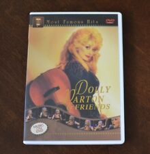 Dolly Parton & Friends (Most Famous Hits) DVD VG