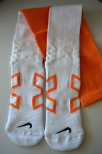 Nike Denver Broncos NFL Football Official Game Day / Team Issued Socks Sz. XXL