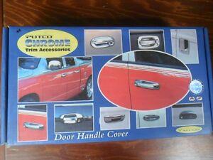 Putco 402104 Door Handle Cover Ram 1500 Pickup Ram 2500 Pickup Ram 3500 Pickup