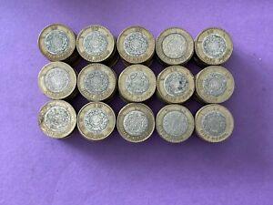 HUGE LOT 1500 MEXICO PESOS, 150 $10 Peso Coins! Current Bi-Metal (1990s-Present)
